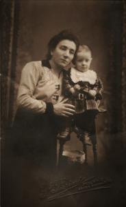Teresa nel 1919