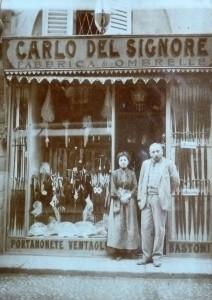 Del Signore in corso Garibaldi, Milano