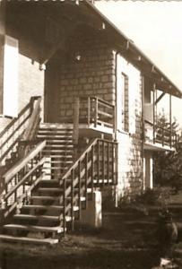 La casa nel 1964