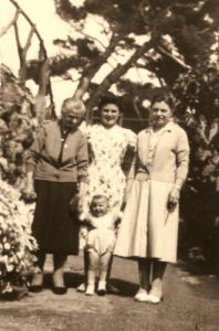 Le quattro generazioni del 1900